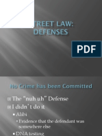 Defense Notes