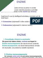 Enzime - Curs 9