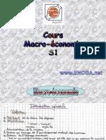 Cours Macro Economie
