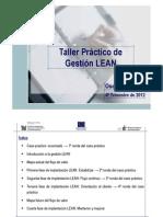 Taller Práctico de Gestión LEAN (1ª Parte) (1)