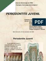 PERIODONTITE JUVENIL