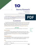 10 Survey 4th