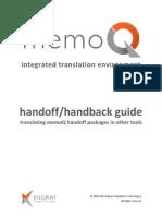 MemoQ HandoffHandbackGuide 62 en 0