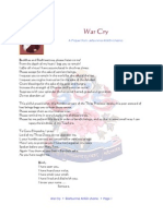 War Cry Palyul