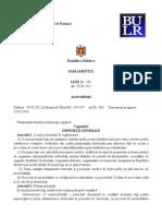 Legea Cu Privire La Insolvabilitate Nr. 149 Din 29.06.2012