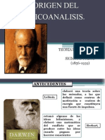 origen del psicoanalisis