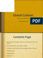 World Cuisine!