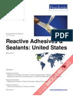 Reactive Adhesives & Sealants