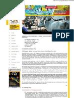 Pcb Cfl Report