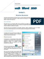 Word 2010