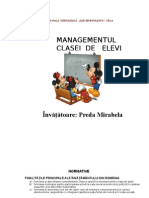 Caietul Invatatoruui Managementul Clasei