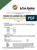 Convocatiora Torneo De Ajedrez Dia Del Niño 2013