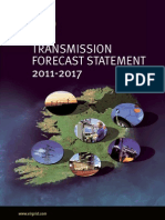 Transmission Forecast Statement 2011-2017-Web Version2