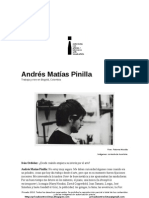 Privadoentrevistas Andrés Matías Pinilla