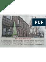 Hessische-Niedersächsische Allgemeine vom 9. April 2013