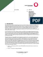 Service Provider MPLS Network Design Study