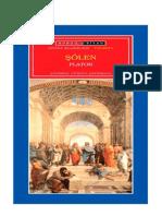 Symposion [Şölen] - Platon