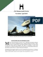 Hammersmith Society Newsletter