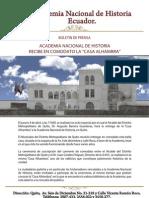 Boletín DE PRENSA
