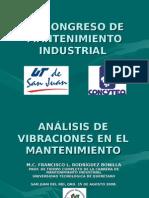 ANALISIS DE VIBRACIONES EN EL MANTENIMIENTO.ppt