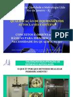 Iqm-qualificacao Autoclaves Estufas 2010