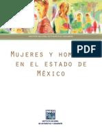 Mujeres y Hombres en El Estado de Mexico 2009