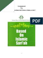 Final Islamic Bank