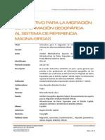 IDECA-Instructivo Migracion Informacion MAGNA SIRGAS-2011