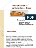 Consumer Buying Behaviur of Bead