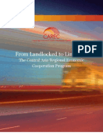 From Landlocked to Linked in CAREC