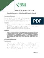 Funciones y Obligaciones Contador General Version Final