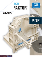 GandLach Impact Crusher Cage Mill