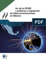 OCDE- telecomunicaciones en México
