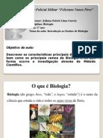 1o ano - Introdução ao ensino de biologia - site