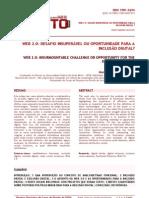 WEB 2.0_ DESAFIO INSUPERÁVEL OU OPORTUNIDADE PARA A INCLUSÃO DIGITAL.pdf