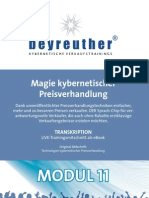 KVH014 Preisverhandlungen