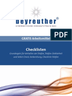 KVH088 Checkliste Telephon