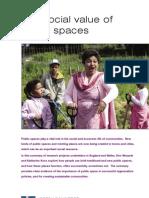 2050 Public Space Community