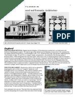 Neoclassical and Romantic Architecture, Janson