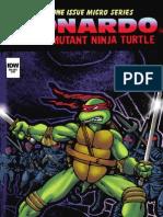 Teenage Mutant Ninja Turtles Color Classics Micro-Series