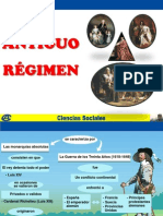 Antiguo Regimen Siglo Xvii Ppt
