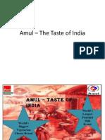 Amul GÇô The Taste of India