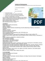 Demografia y Ubicacion Geografica en Centroamerica