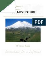 Mt Elbrus Russia