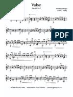 Valse Op 64 No 2 Chopin