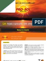 Manual Aquecedor Solar