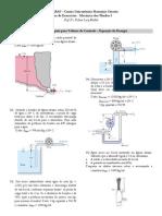 Relações Integrais para Volume de Controle - Equação da Energia
