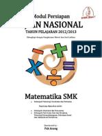 Modul Persiapan UN Matematika SMK 2013 (Revised) (1)
