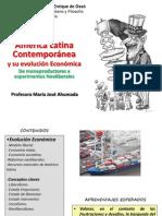 América Latina. Economia