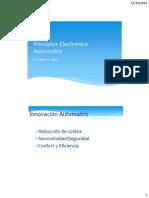 Principios Electrónica Automotriz